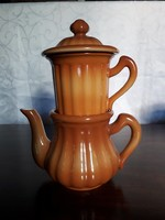 Zsolnay kávéfőző / teaforraló