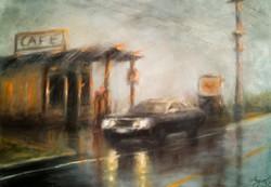 Elhagyatott benzinkút // Abandoned Gas Station