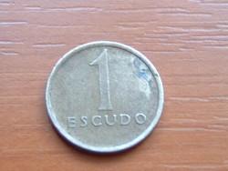 PORTUGÁLIA 1 ESCUDO 1985