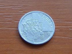 SPANYOL 1 PESETA 1996   KICSI