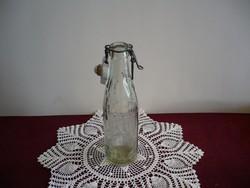 Régi bambis üveg
