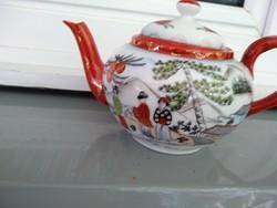 Porcelán teáskanna - japán