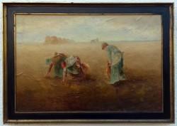 Belga festő  H Raes