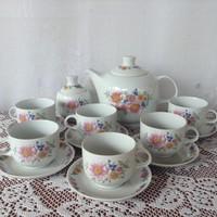 Alföldi 6 személyes teáskészlet