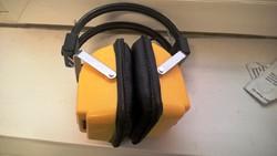 Retro rádiós fejhallgató