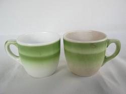 Gránit kerámia retro kávés csésze
