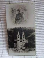 Máriagyűdi imádságos szentkép, emlék (1948)