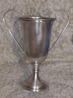 Ezüstözött kupa