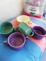 Leveses csészék 2,5 dl