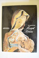 Kovács Margit kiadvány 1976 német nyelvű rengeteg képpel illusztrált kiadvány