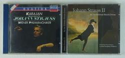 0T467 Johann Strauss CD 2 db