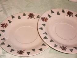 Karácsonyi  tányérkák