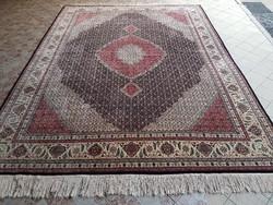 Tabriz kézi csomózású szőnyeg