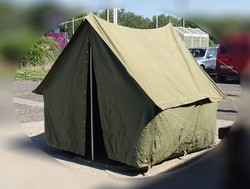 0T501 Régi sátortetős katonai sátor