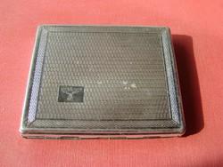 SS német fémből készült cigaretta tálca