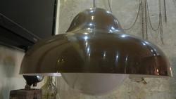 Üvegburás retro mennyezeti lámpa
