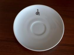 Ritka porcelán tányér, Chinoin logóval, Alföldi Porcelán Gyár