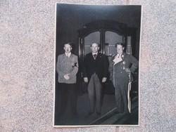 WW2,Hitler Berlin l,120 x 170 mm,foto karton