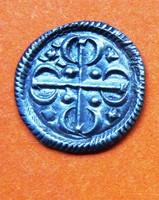 II.István ezüst denar ÉH.38 1116-1131