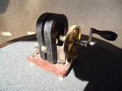 XIX. századi generátor ( ? )