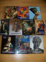 Könyvtár felszámolás -  A művészet története Corvina Kiadó