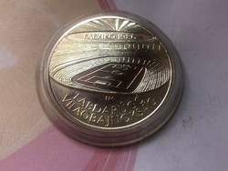 1986 Vb ezüst 500 Ft 28 gramm 0,640