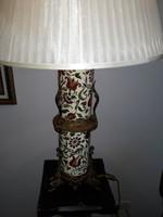 ZSOLNAY JÚLIA lámpa 1878-ból