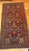 Antik török szőnyeg.