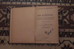 Antik  Kertészeti szakkönyv 1914-ből