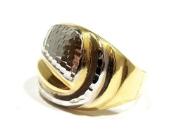 Női arany gyűrű ( Kecs-Au71402 )