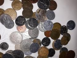 Külföldi régi pénzérmék