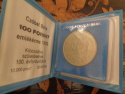 CZÓBEL 100 FORINT 1983