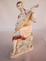 Orosz porcelán lány