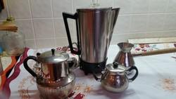 Retro Orosz kávéfőző készlet.