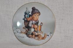 Hummel fali tányér 04  ( DBZ 0060 )