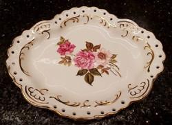 Anita porcelán tányér, kínáló