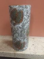 Szép váza, iparművész készítette