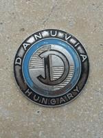 Danuvia motor embléma (eredeti)