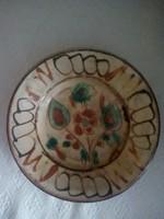 Avasvámfalusi tányér