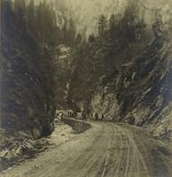 0T797 Régi fotográfia Békás szoros Erdély ~ 1930
