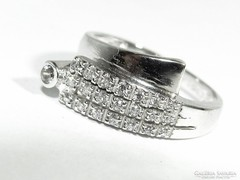Fehérarany gyűrű (Kecs-Au62858)