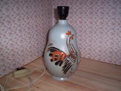 Kakasos lámpatest, kb. 1970-es évek (17.)
