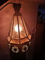 Pavilon-lámpa, Kapualj-lámpa (100 éves ritkaság!)
