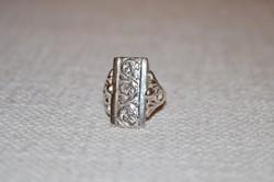 Csoda szép régi ezüst gyűrű