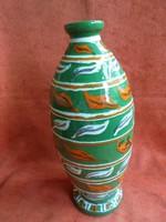 Szépséges Király kerámia váza