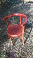 Antik jelzett szék - thonet stílusú - valószínű Heisler bútorgyári