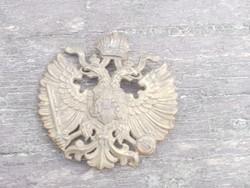 Osztrák-Magyar címersas Kartus patrontáskára való császári címer