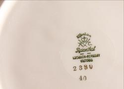 Rosenthal vacsorázó készlet porcelán
