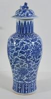 Antik kínai váza, Kangxi stílus, 19. sz