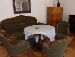 Bidermayer ülőgarnitúra